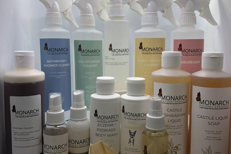 Monarch Natural Products